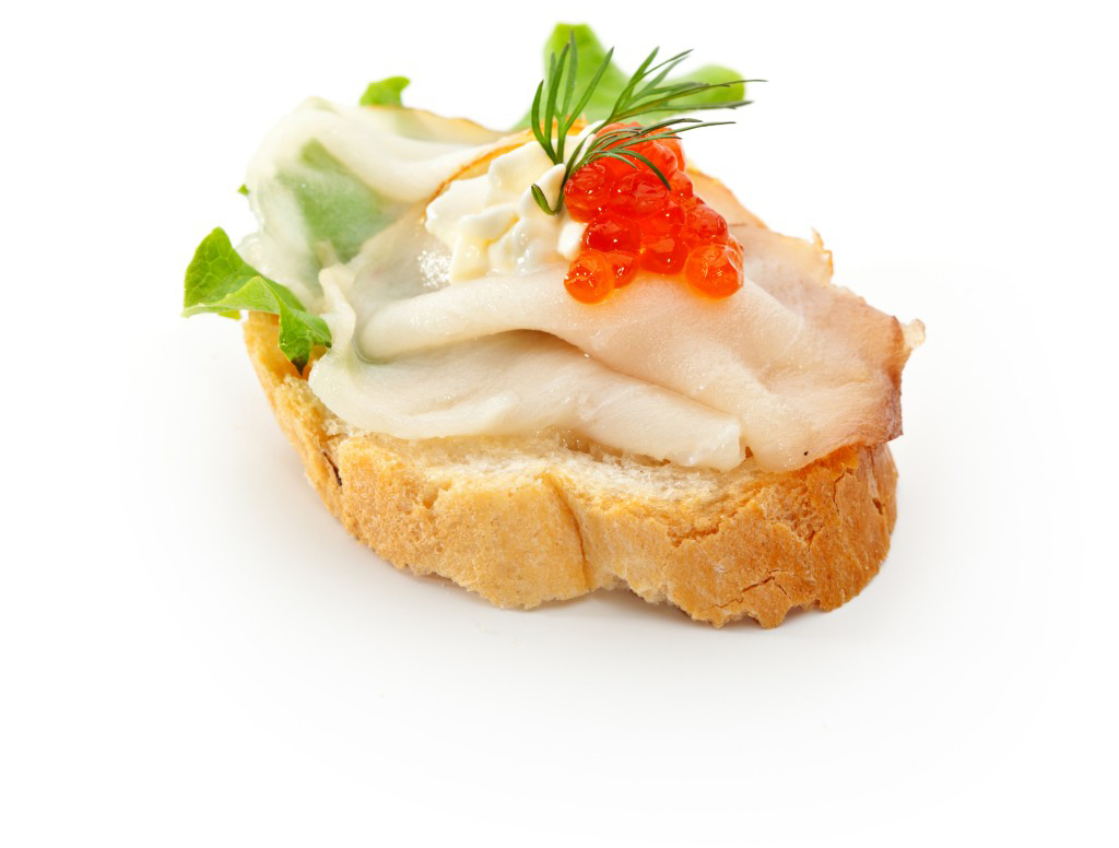 King solomon 39 s catering menu canapes for Canape yam but
